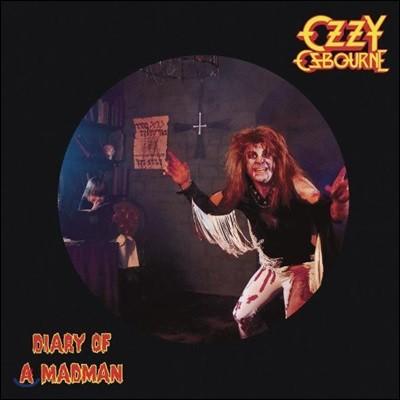 Ozzy Osbourne - Diary Of A Madman [픽쳐 디스크 LP]