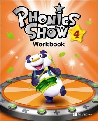 Phonics Show 4 : Workbook