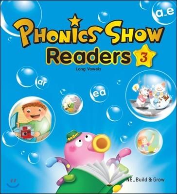 Phonics Show 3 : Readers