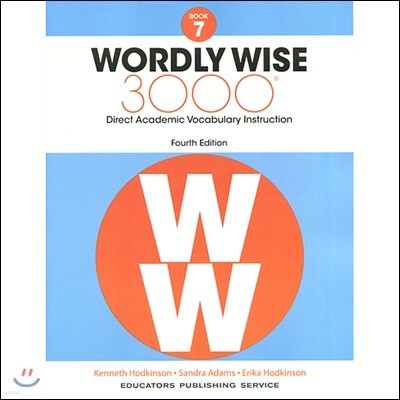 Wordly Wise 3000 Grade 7, 4/E