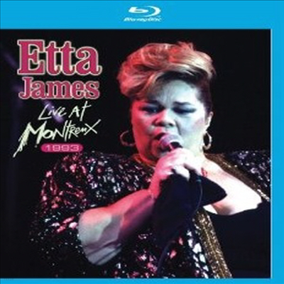 Etta James - Live At Montreux 1978-1993 (Blu-ray)(2012)
