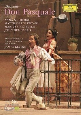 Anna Netrebko 도니제티 : 돈 파스콸레 (Donizetti : Don Pasquale)