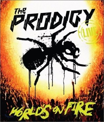 Prodigy - Live: World's On Fire (Deluxe Edition)