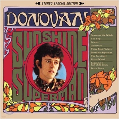 Donovan - Sunshine Superman (Expanded Edition)