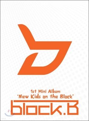 블락비 (Block B) - 미니앨범 : New Kids On The Block