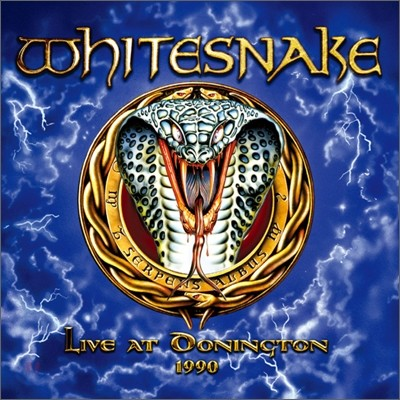 Whitesnake - Live At Donnington 1990 (Limited Deluxe Edition)