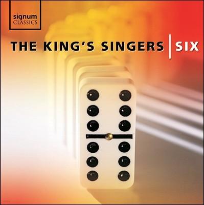 The King's Singers 킹즈 싱어즈 결성 35주년 기념 음반 (SIX)