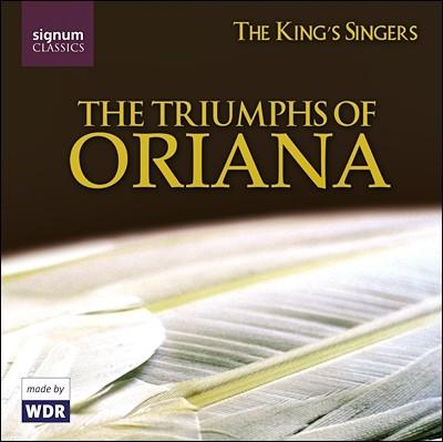 King's Singers 오리아나의 승리 - 25개의 마드리갈 (The Triumphs of Oriana)