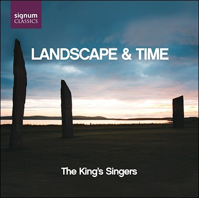 The King's Singers 풍경과 시간 (Landscape & Time)