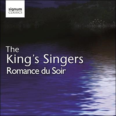 The King's Singers 킹스 싱어즈 저녁의 로망스 [BBC 프롬스 실황앨범] (Romance du Soir)