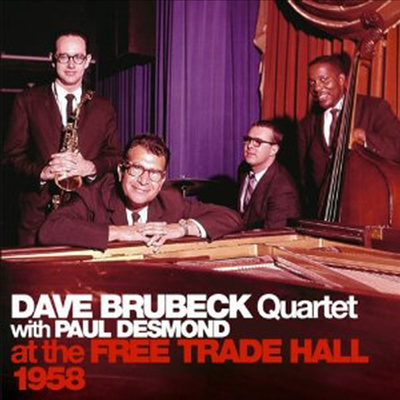 Dave Brubeck Quartet With Paul Desmond - At The Free Trade Hall 1958 (2CD)