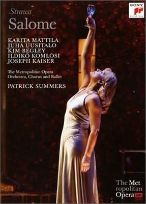 Metropolitan Opera 슈트라우스 : 살로메 (R.Strauss: Salome) DVD