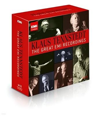 Klaus Tennstedt 클라우스 텐슈테트 EMI 명 녹음집 (The Great EMI Recordings)