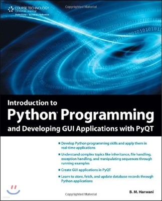 Introduction to Python Programming and Developing Gui Applications With Pyqt