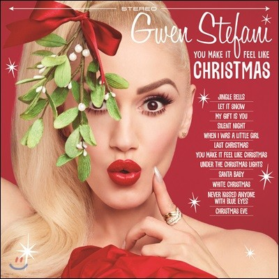 Gwen Stefani (그웬 스테파니) - You Make It Feel Like Christmas