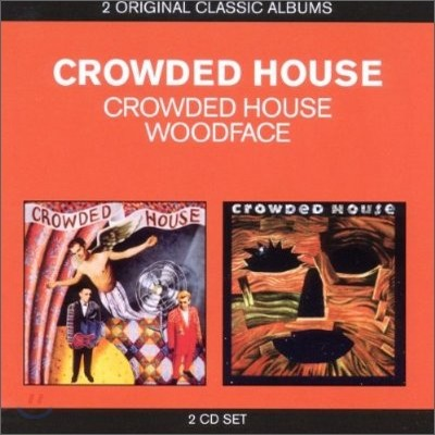 Crowded House - 2 Original Classic Albums (Crowded House + Woodface)