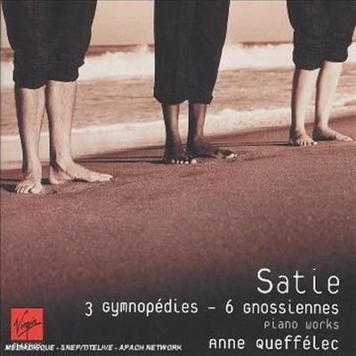 사티 : 짐노페디, 그노시엔느 (Satie : Gymnopedies, Gnossiennes) - Anne Queffelec