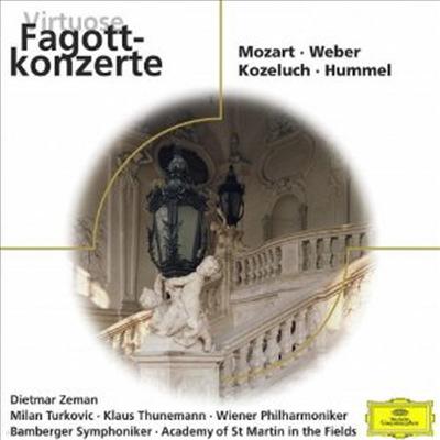 유명 바순 협주곡집 (Virtuoso Bassoon Concertos) - Klaus Thunemann