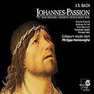 바흐 : 요한 수난곡 (1725년 버전) (Bach : St John Passion) (2CD) - Philippe Herreweghe