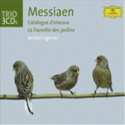 메시앙: 새 카탈로그 (Messiaen : Catalogue D`Oiseaux) (3 For 2) - Anatol Ugorski