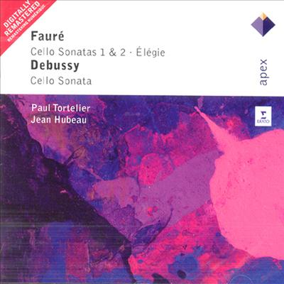 포레 & 드뷔시 : 첼로 소나타 (Faure : Cello Sonatas 1 & 2) - Paul Tortelier