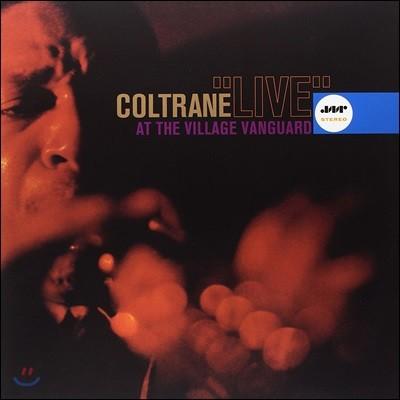 John Coltrane (존 콜트레인) - Live At the Village Vanguard [LP]