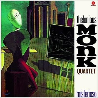 Thelonious Monk Quartet (델로니오스 몽크 쿼텟) - Misterioso [LP]