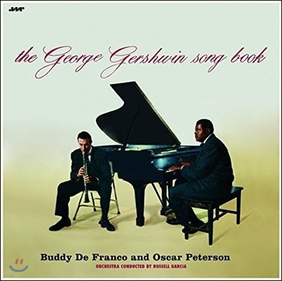 Buddy DeFranco & Oscar Peterson (버디 디프랑코 & 오스카 피터슨) - Play The George Gershwin Songbook [LP]
