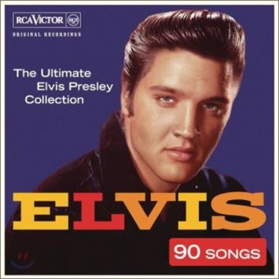 Elvis Presley - The Ultimate Elvis Presley Collection: The Real... Elvis Presley