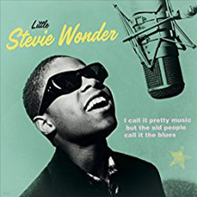 Stevie Wonder - I Call It Pretty Music But The Old People Call It The Blues (LP)