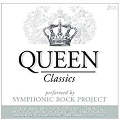 Symphonic Rock Project - Queen Classics (2CD)