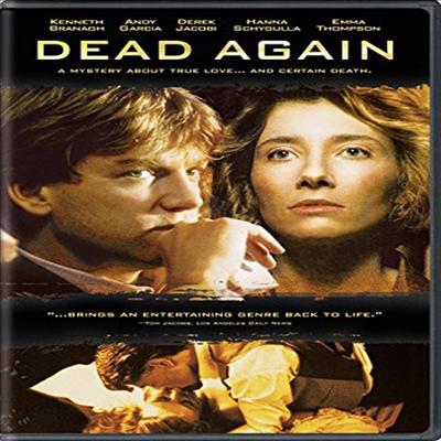 Dead Again (환생)(지역코드1)(한글무자막)(DVD)