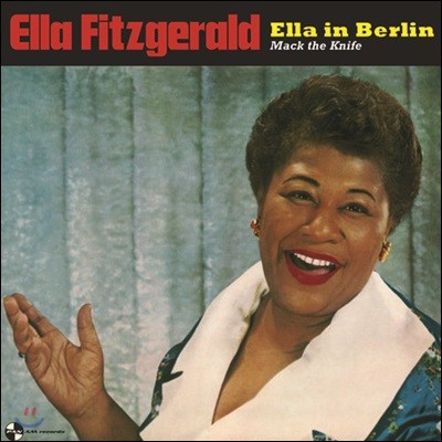 Ella Fitzgerald (엘라 피츠제럴드) - Ella In Berlin / Mack the Knife [LP]