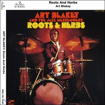 Art Blakey & The Jazz Messengers - Roots And Herbs [LP]