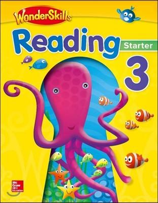 WonderSkills Reading Starter 3