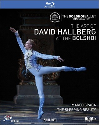 볼쇼이발레단의 '데이비드 홀버그의 예술' (The Art Of David Hallberg At The Bolshoi - Marco Spada & The Sleeping Beauty)