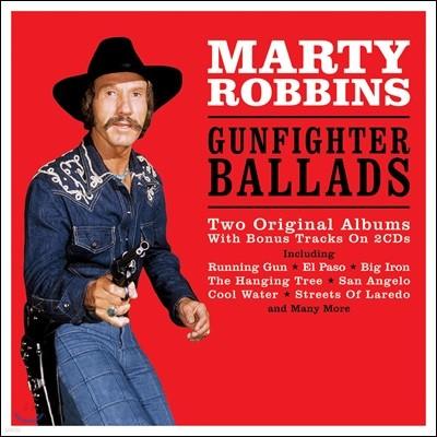 Marty Robbins (마티 로빈스) - Gunfighter Ballads