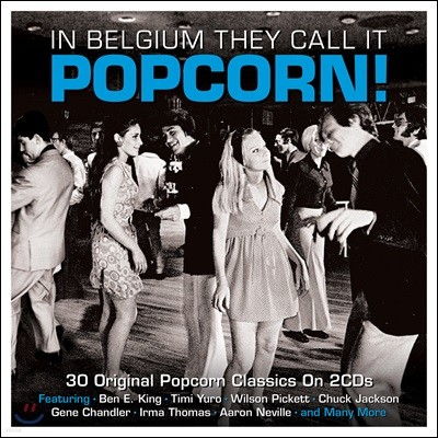 In Belgium They Call It Popcorn! (팝콘 - 알앤비 파티음악 컴필레이션)