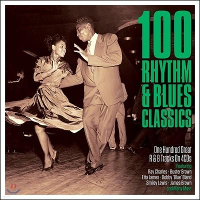 100 Rhythm & Blues Classics (100 리듬 앤 블루스 클래식스)