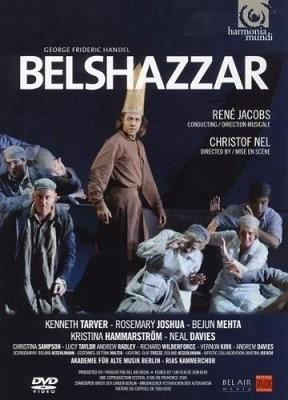 Rene Jacobs 헨델: 오라토리오 `벨샤자르` (Handel: Belshazzar)