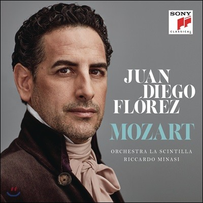 Juan Diego Florez 모차르트: 오페라 아리아 모음집 - 후안 디에고 플로레스  (Mozart: Opera Arias)