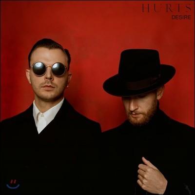 Hurts (허츠) - Desire