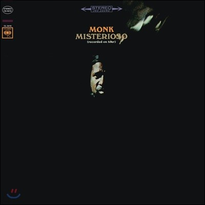 Thelonious Monk (델로니오스 몽크) - Misterioso: Recorded on Tour [LP]