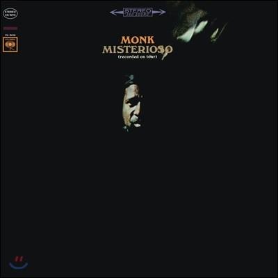 Thelonious Monk (델로니오스 몽크) - Misterioso: Recorded on Tour [LP]