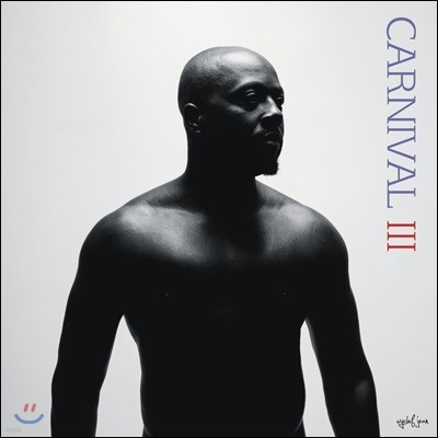 Wyclef Jean (와이클리프 진) - Carnival III: The Fall And Rise Of A Refugee [LP]