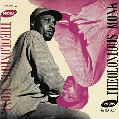 Thelonious Monk (델로니어스 몽크) - Piano Solo [LP]
