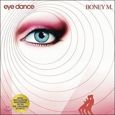 Boney M. (보니 엠) - Eye Dance (1985) [LP]