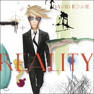 David Bowie (데이비드 보위) - Reality [LP]