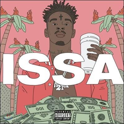 21 Savage (21 세비지) - Issa Album [2LP]
