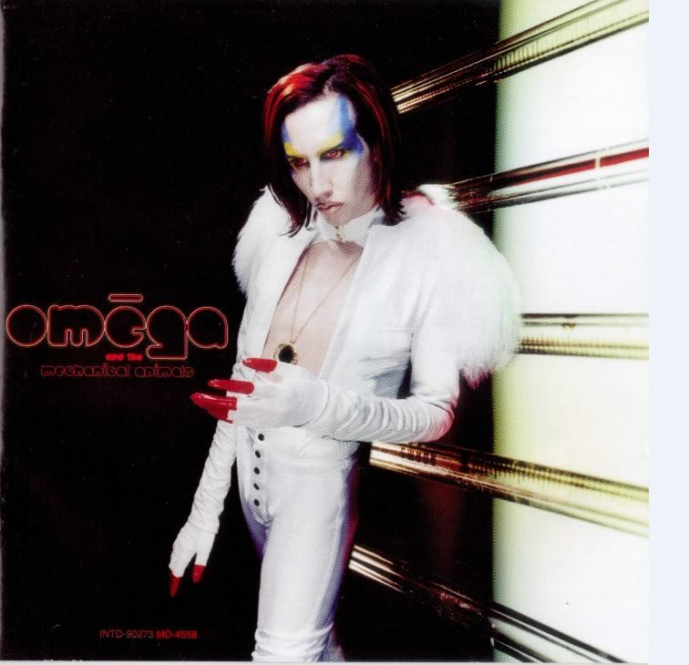 Marilyn Manson ?? Omega and the Mechanical animals